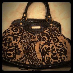 Isabella Fiore tapestry bag- medium